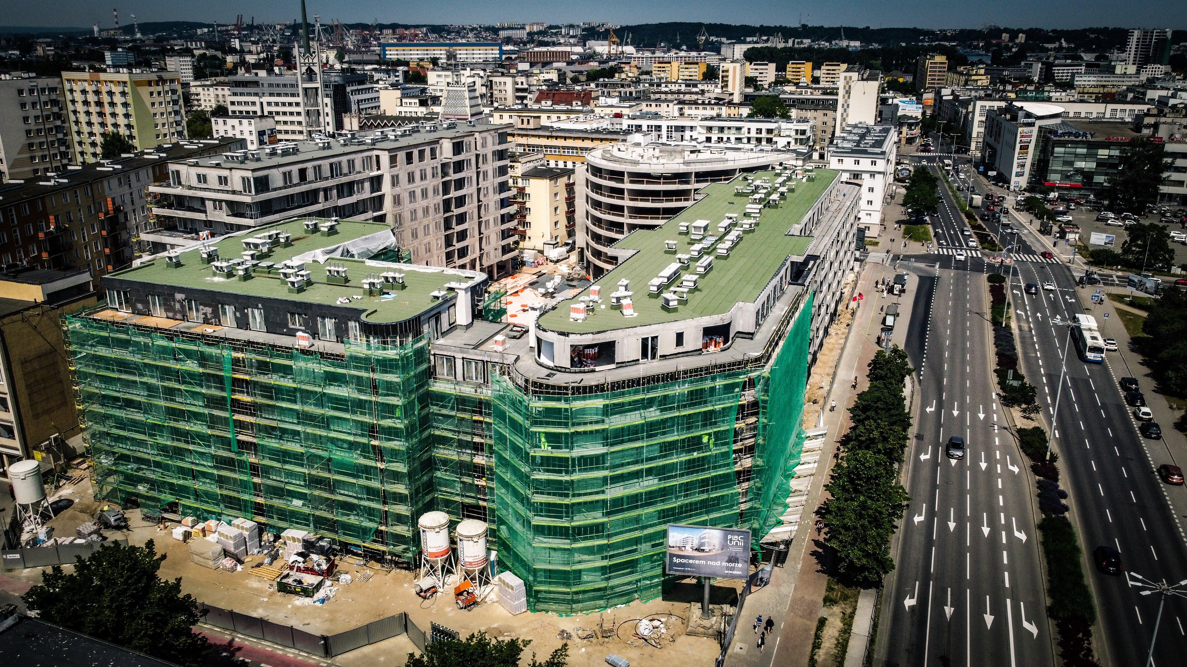 Hossa - Plac Unii